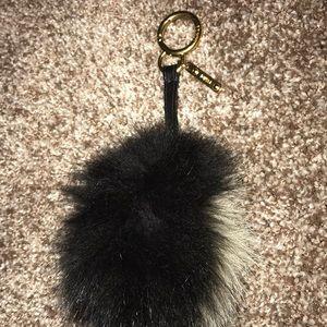 Fendi Pom pom Key chain